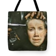 Aleksey Kravchenko As Flyora Number 2 Come And See 1985 Tote Bag