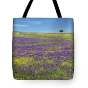 Alentejo Wild Flowers Tote Bag