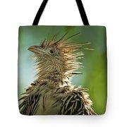 Alert Bird Tote Bag