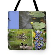 Alert Tote Bag by Priscilla Richardson