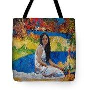 Alesya Tote Bag