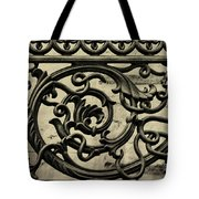 Alex Raskin Mansion Tote Bag