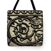Alex Raskin Mansion Tote Bag