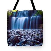 Alexahucen Creek  Tote Bag