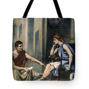 Alexander & Aristotle Tote Bag by Granger