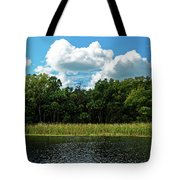 Alexander Creek Tote Bag