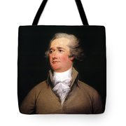 Alexander Hamilton Tote Bag by Granger