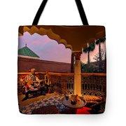 Alexander Tour Morocco 12 Tote Bag