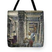 Alexandria: Library Tote Bag