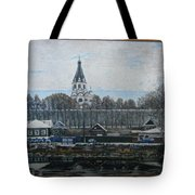 Alexandrov Sloboda Museum View Tote Bag