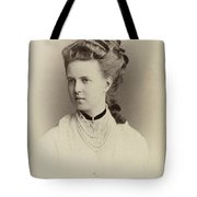 Alexandrovna Romanova Of Russia Tote Bag