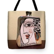 Alfajar Vase Tote Bag