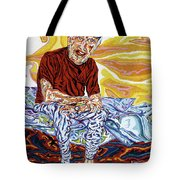 Alfred's Last Days Tote Bag