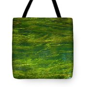 Algae Tote Bag