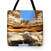 Algarve Rock Tunnel Tote Bag