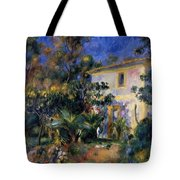 Algiers Landscape 1895 Tote Bag