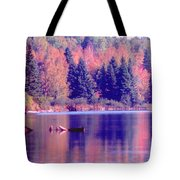 Algonquin Autumn Tote Bag
