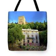 Alhambra Environs Tote Bag