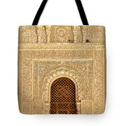 Alhambra - The Window Tote Bag