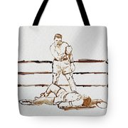 Ali Knockout Tote Bag