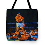 Ali Over Liston Tote Bag