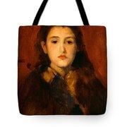 Alice Butt Tote Bag
