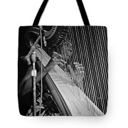 Alice Coltrane On Harp Tote Bag