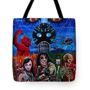 Alice Cooper Nightmare Tote Bag