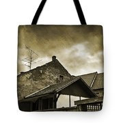 Alice Does Not Live Here Anymore Tote Bag