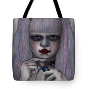 Alice In Another World Tote Bag