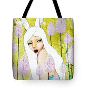 Alice In Oz Tote Bag