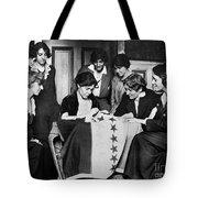 Alice Paul (1885-1977) Tote Bag by Granger