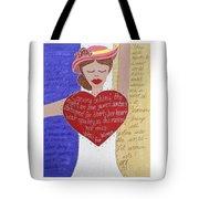 Alice Paul Tote Bag
