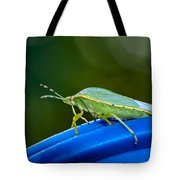 Alice The Stink Bug 2 Tote Bag