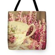 Alice's Breakfast Tote Bag
