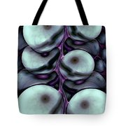 Alien Blood Tote Bag