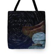 Alien Communication Tote Bag