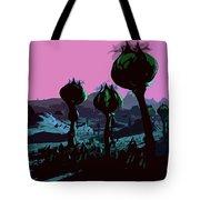 Alien Eden Tote Bag