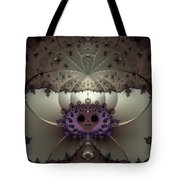 Alien Exotica Tote Bag