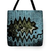 Alien Life Of The Summer Squash Tote Bag