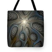 Alien Nest Tote Bag