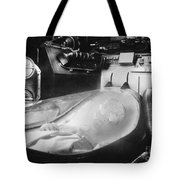 Alien Photograph Tote Bag