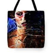 Alien Princess Tote Bag