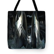 Alien Sanctuary Tote Bag