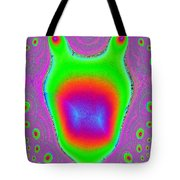 Alien Scream Tote Bag
