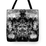 Aliena - Monochromatic Tote Bag