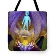 Alieniris Tote Bag