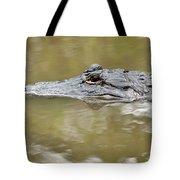 Alligator Stealth Tote Bag
