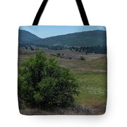 Alive And Dead Tote Bag