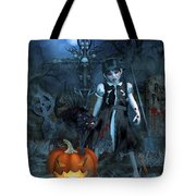 Alive Or Undead Tote Bag